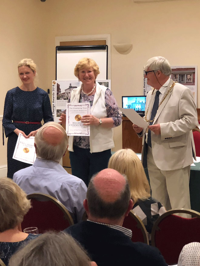 godalming awards